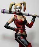 Harley Quinn:  Arkham City CU