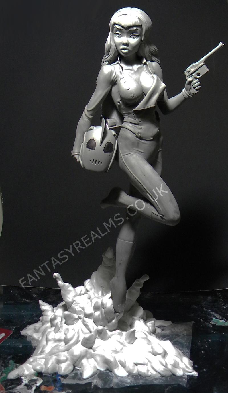 Betty, the Rocketeer (full) by SKBstudios