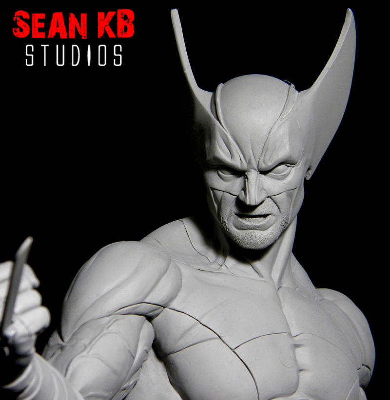 Wolverine by SKBstudios