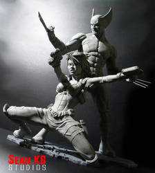 X-Force: Sex and Violence by seankylestudios