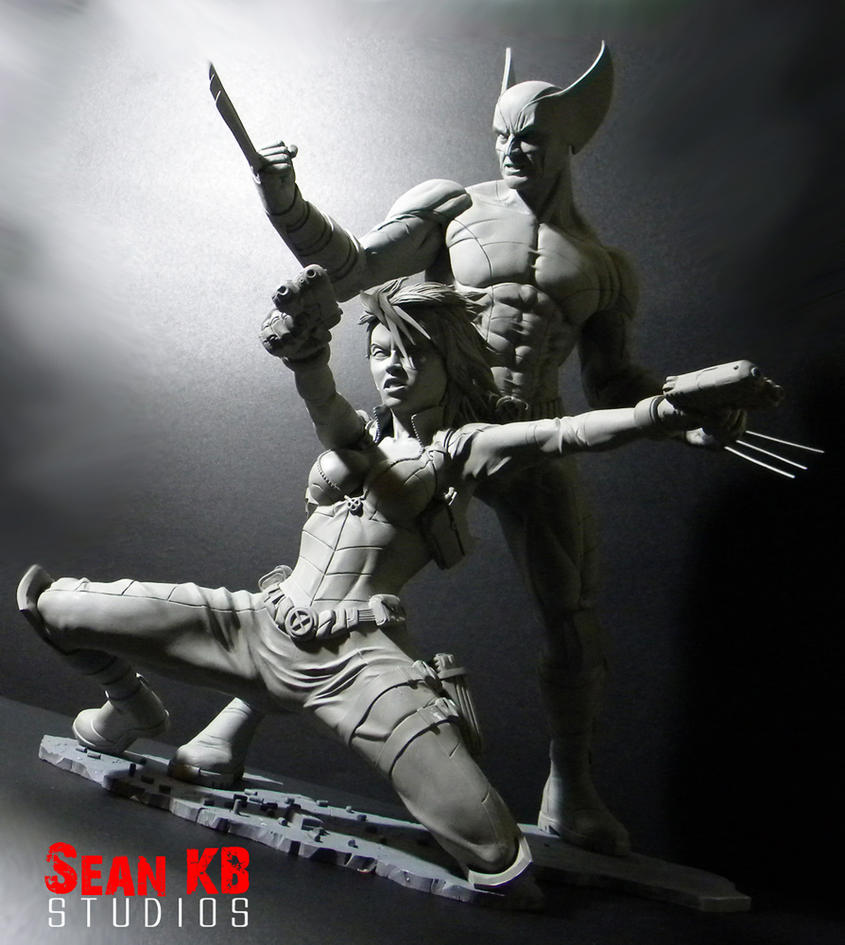 X-Force: Sex and Violence by SKBstudios