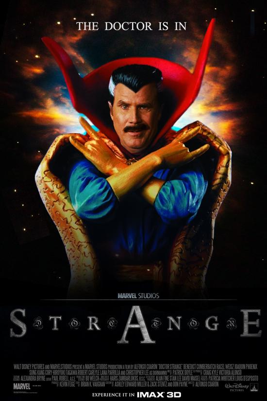 dr strange film