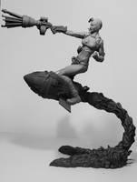 Tank Girl 5 by seankylestudios