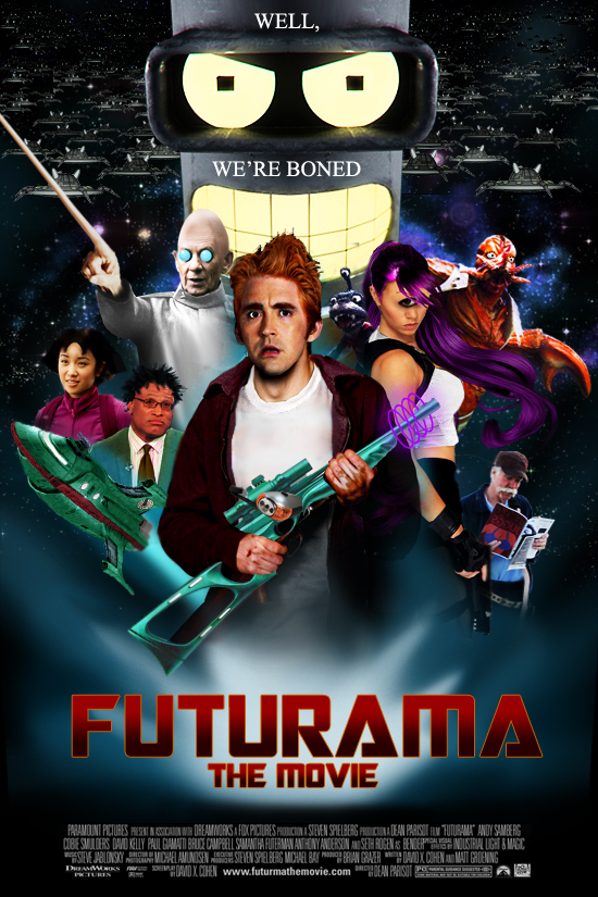 futurama movie porn Only Here.