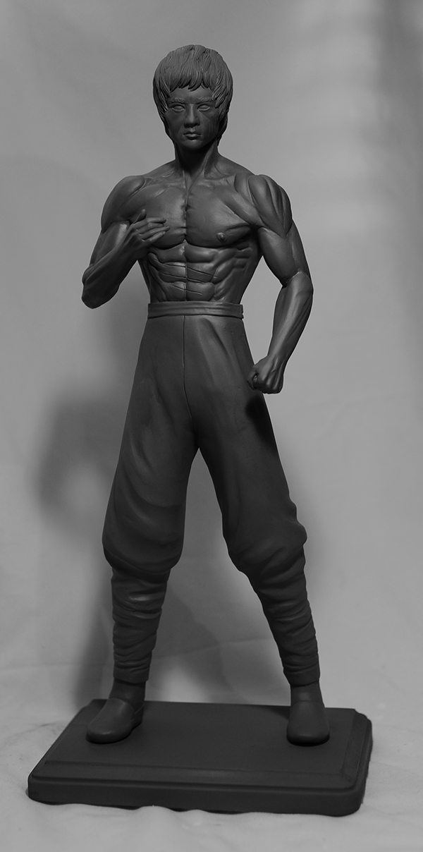 Bruce Lee 2 by SKBstudios