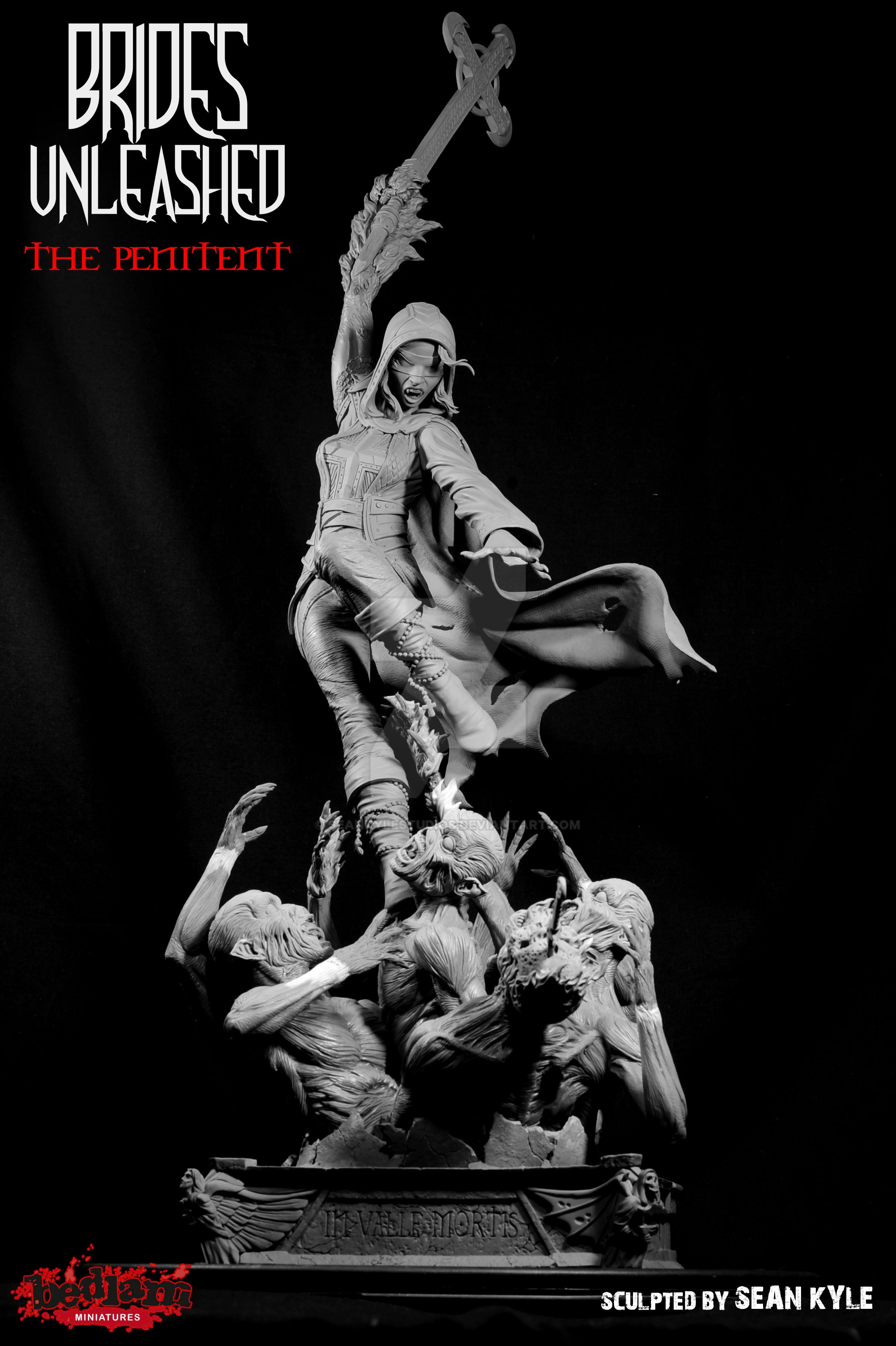 Brides Unleashed: The Penitent by seankylestudios