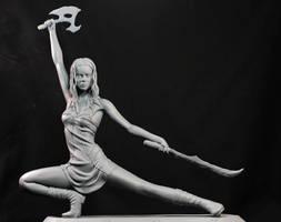 River Tam 1/6 scale statue by seankylestudios