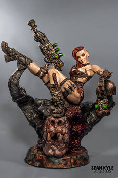 Vixens of the Wasteland:  The Trophy Hunter