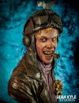 The Gyro Captain by seankylestudios