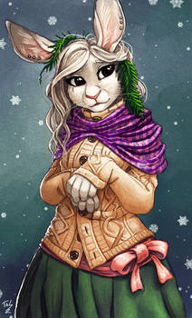 Winter Bunbun