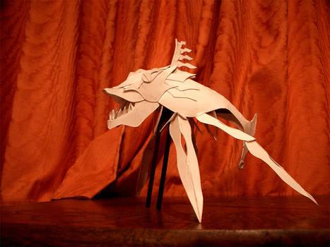 spiderfish sculpture