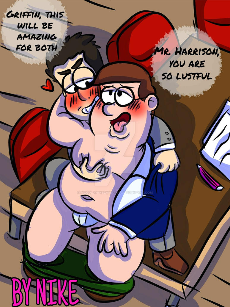 Mr. Harrison x Peter Griffin -Family Guy 3 EP 3 by PiccolaNikezampano
