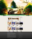 Live Stream Web Design