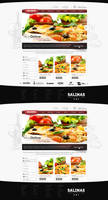 Pizza Business Web Design
