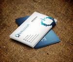 EEAECO.com Business Card Design