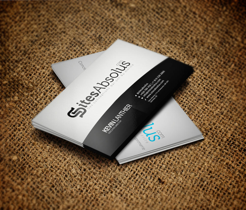 Sites absolutes business card design by vasiligfx on deviantart sites absolutes business card design by vasiligfx colourmoves