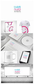 Baby Store Logo Design