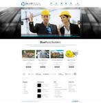 BlueRock Services Web Design by vasiligfx