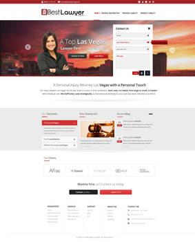 Best Lawyer Vegas Web Design