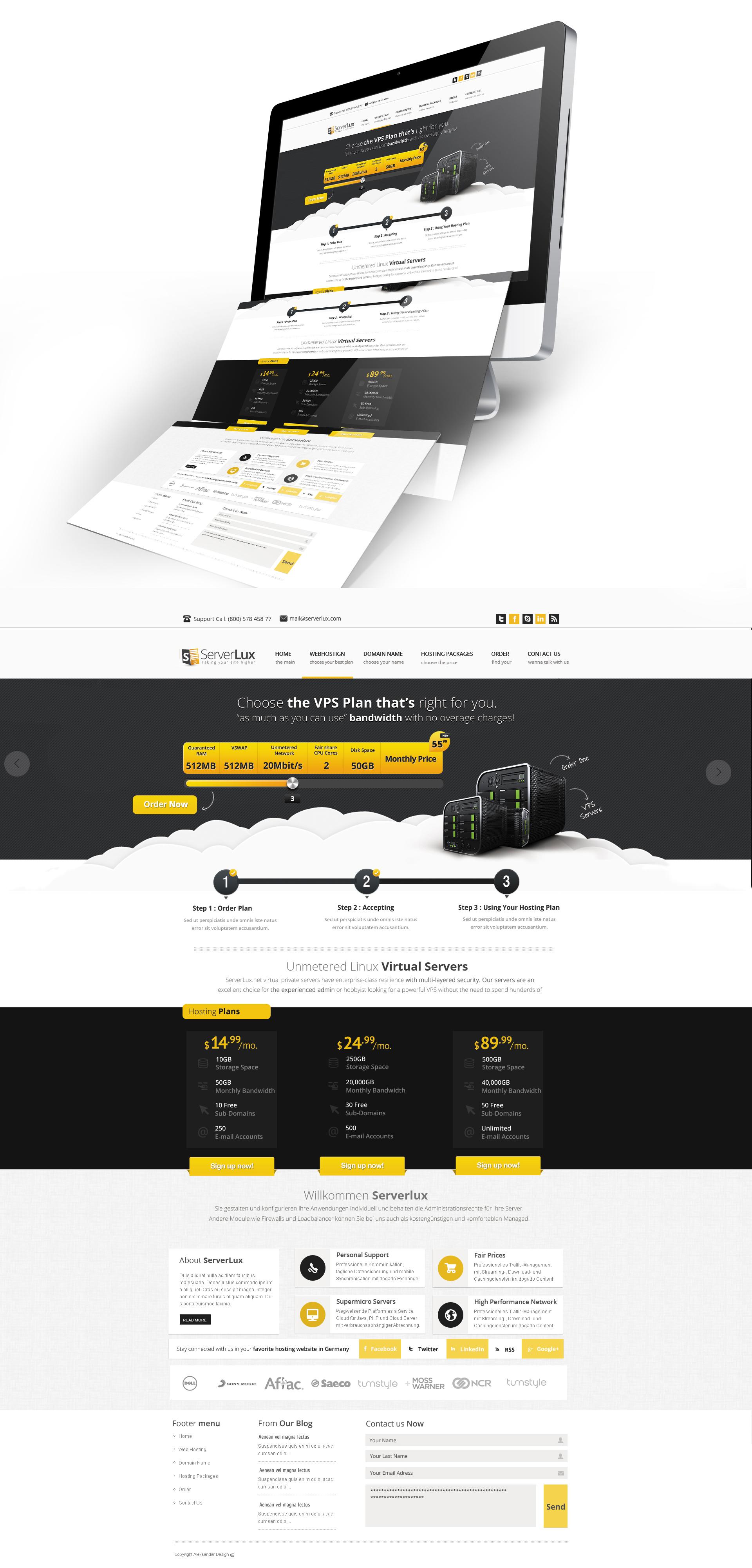 Proffesional Web Design Services