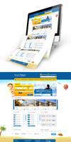 Grand Tours Web Design