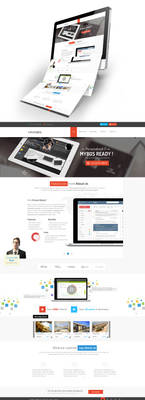 IT Company Web Design