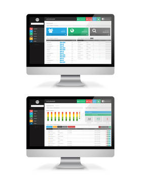Admin Dashboard UI Design