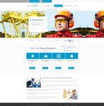 Building Management Web Design