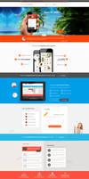 App Template Web Design
