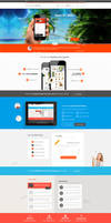 App Template Web Design