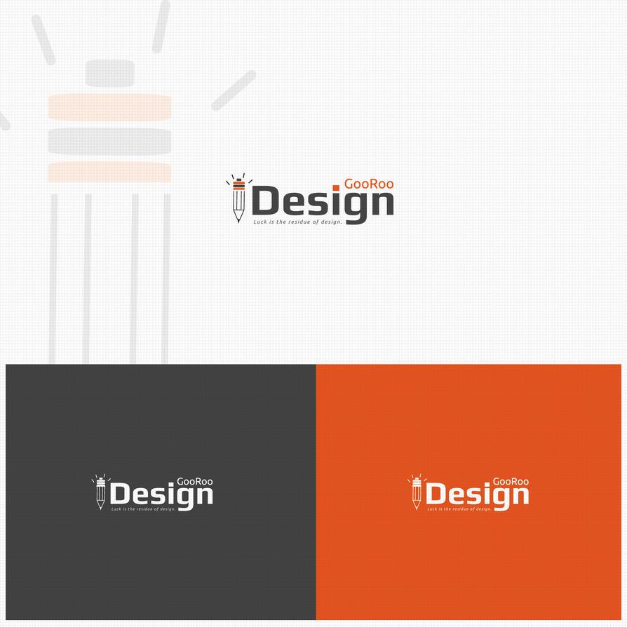 DesignGooRoo Logo Design by vasiligfx