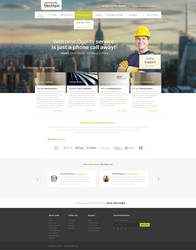 Electrical Residental Web Design