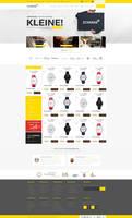 Shop Web Design for SALE