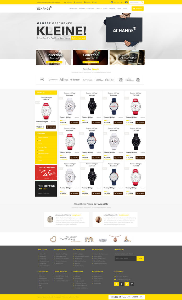 shop web design for sale by vasiligfx on deviantart