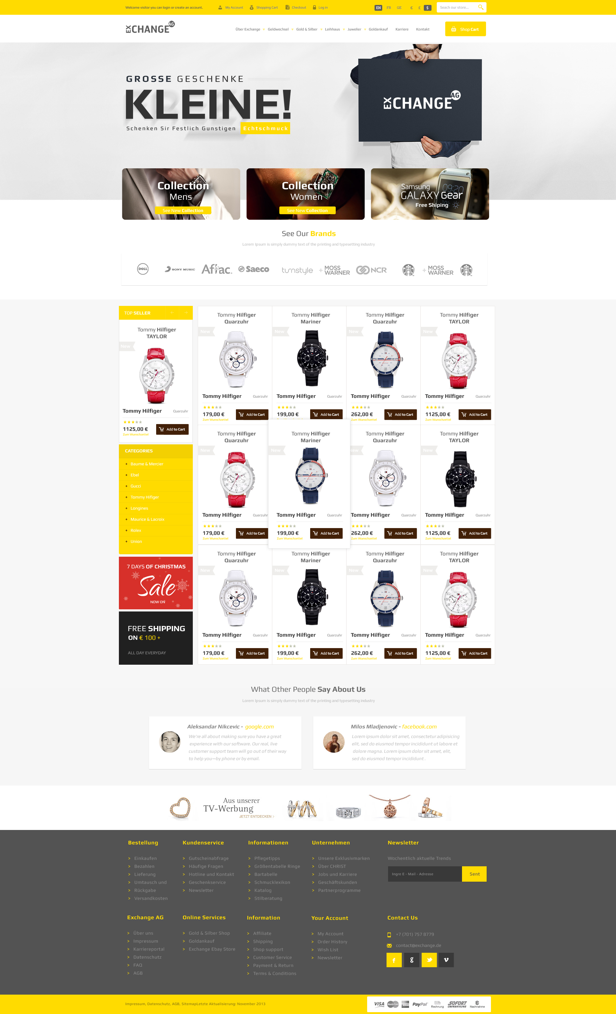 Shop web design for sale by vasiligfx on deviantart for Website design for online shopping