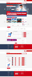 AirSERBIA - Web Design Concept by vasiligfx