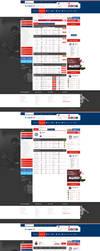 Nugoal Web Design Interface by vasiligfx