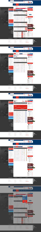 Nugoal Web Design Interface