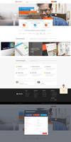 eSHOGHOL Freelancer Web Design by vasiligfx