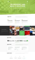 Itekako.com Web Design by vasiligfx