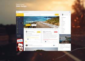 Gezimanya Web Design New Look