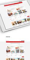 Kuponlandia.com Web - App Design