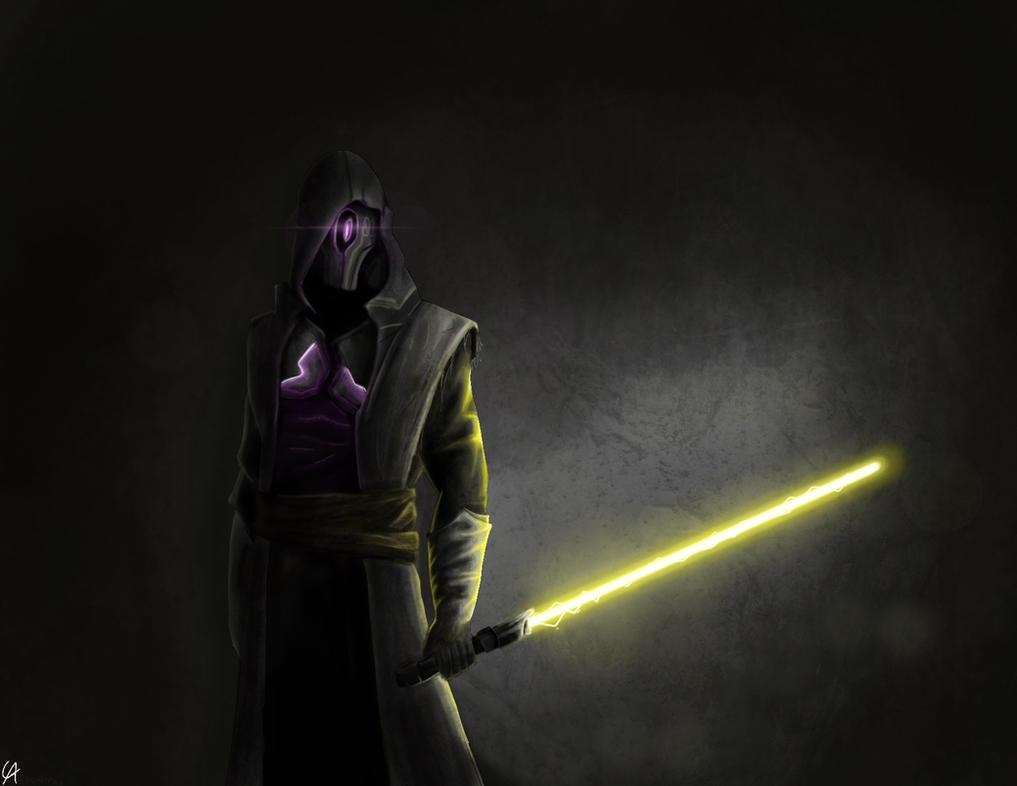 Jedi Knight  Furnace Room
