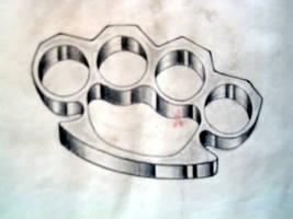 Brass Knuckles by Justin-Zak