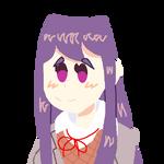 yuri pixel art