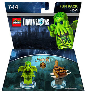 LEGO Dimensions Cthulhu Fun Pack