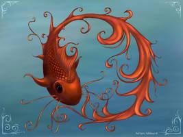False Wishing Fish by cenoslave