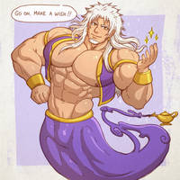 Commission: Make a Wish