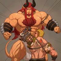 Commission: Rock Hard