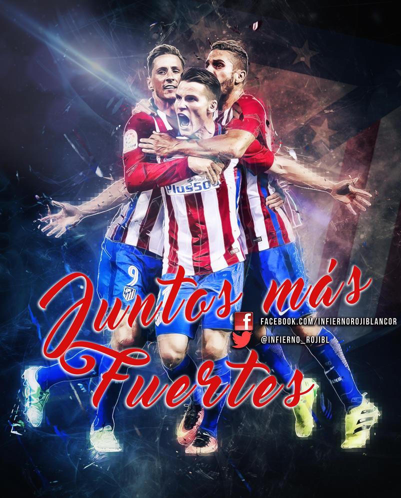 Juntos Mas Fuertes by InfiernoRojiblanco